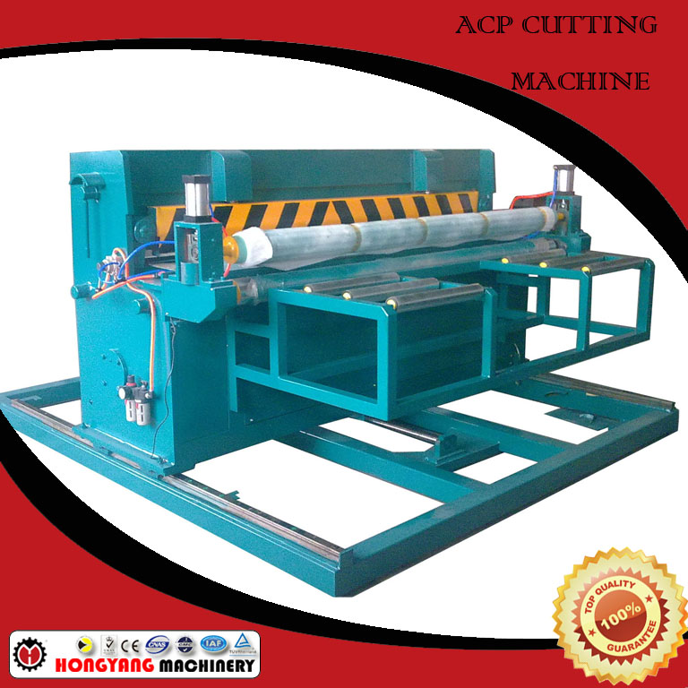 ACP CUTTING MACHINE